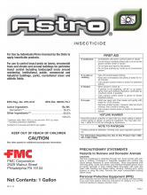 Picture of ASTRO 279-3141 Insecticide Label