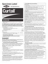 Picture of CURTAIL 62719-48 herbicide Label
