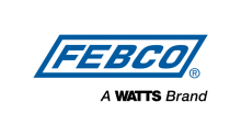 This is the Febco a Watts Brand Logo
