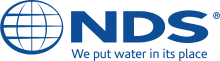 This is the NDS Professional Irrigation Products Logo