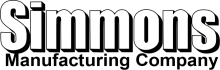 This is the Simmons Manufacturing Logo