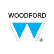This is the Woodford Manufacturing Logo