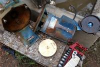 Replacing a warped impellar
